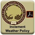 Click to view, download or print the Country Day Montessori School Inclement Weather Policy